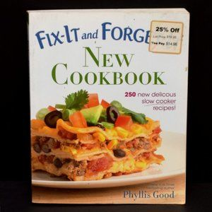 Fix-It and Forget-It New Cookbook 250 Recipes